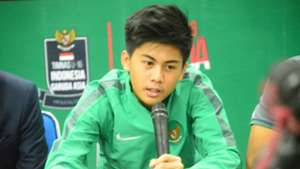 Penyerang Indonesia U-16 - Rendy Juliansyah