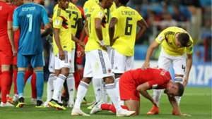 Jordan Henderson England Colombia World Cup