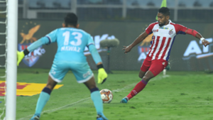 High voltage ATK made a title statement against FCGoa