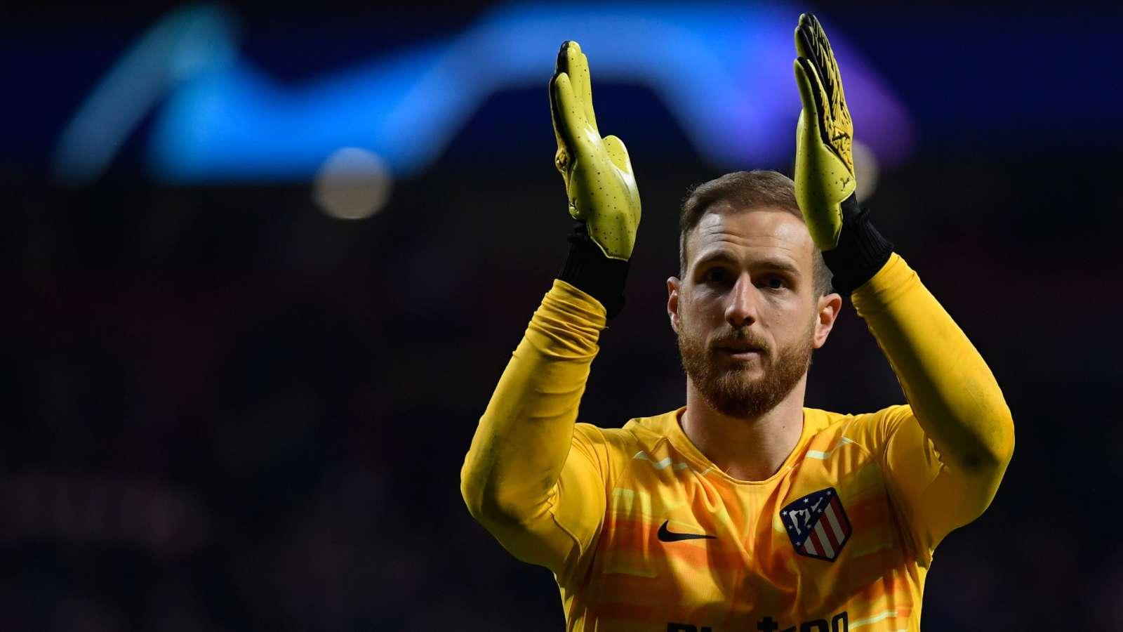 Jan Oblak Atletico Madrid 2019-20