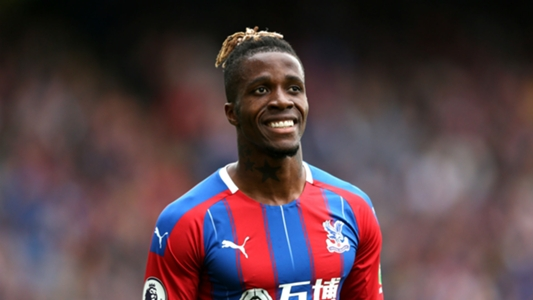 Crystal Palace's Zaha keeps fit with outdoor bicycle exercise | Goal.com
