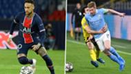 PSG vs. Manchester City