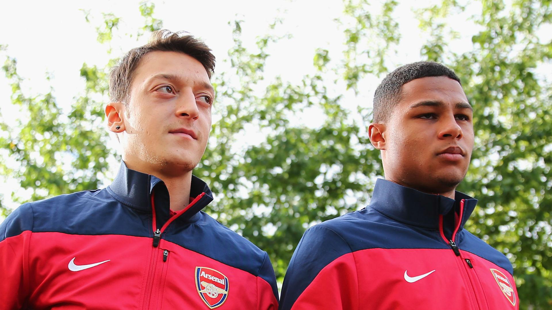 Arsenal news: Bayern Munich winger Serge Gnabry says 'Amazing ...