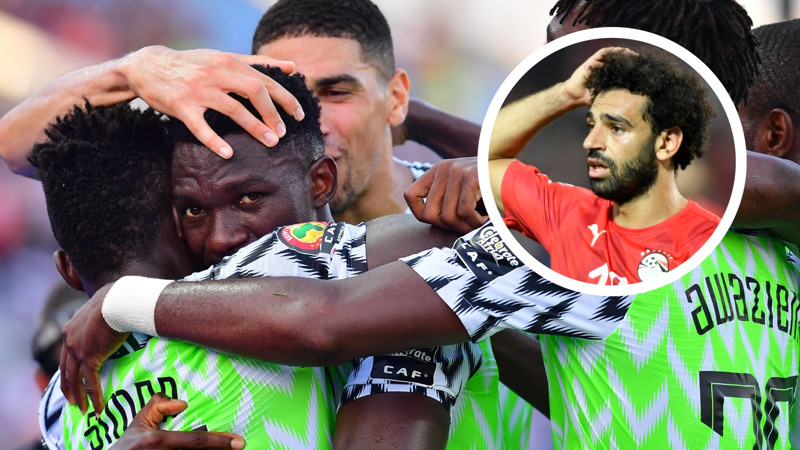 Introducing Nigeria's Africa Cup of Nations opponents