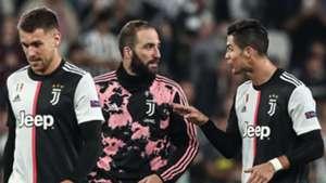 Higuain/Ronaldo Juventus 2019