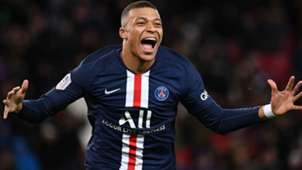 Kylian Mbappe PSG Dijon Ligue 1 29022020