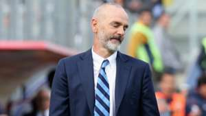 Stefano Pioli Crotone Inter Serie A 04092017