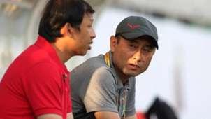 Coach Lee Tae-hoon - Duong Minh Ninh - HAGL