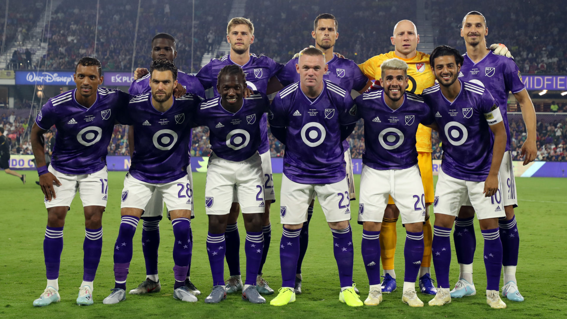 MLS All Star Team