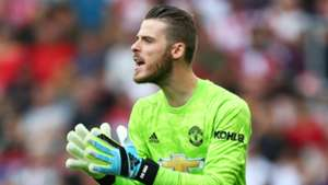Solskjaer calms De Gea injury concerns as he claims 'it's not as bad as first feared'