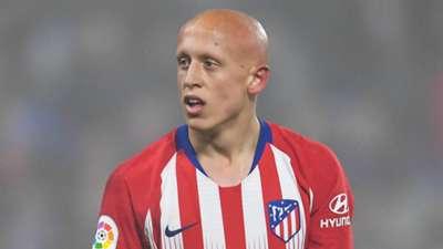 Victor Mollejo Atletico Madrid 2018-19