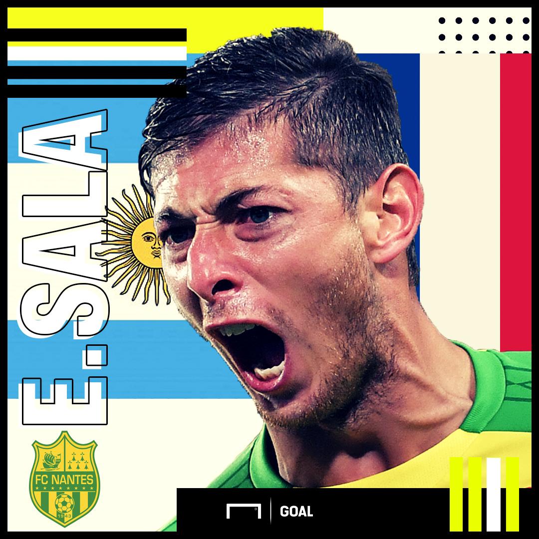 Emiliano Sala Ligue 1 GFX