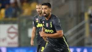 Sami Khedira Juventus 2018