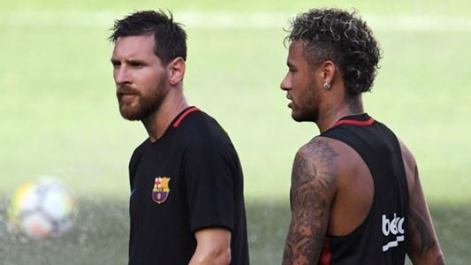 """Lionel Messi: Neymar-Rückkehr zu Barca? """"Einige im Klub möchten das nicht"""""""