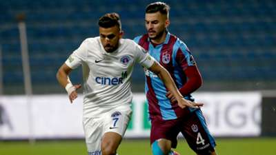 Trezeguet Huseyin Turkmen Kasimpasa Trabzonspor STSL 03042019