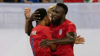 Weston McKennie Jozy Altidore Gold Cup 2019