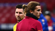Messi Griezmann Atletico Madrid Barcelona LaLiga