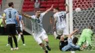 Guido Rodriguez Argentina Uruguay Copa America 18062021