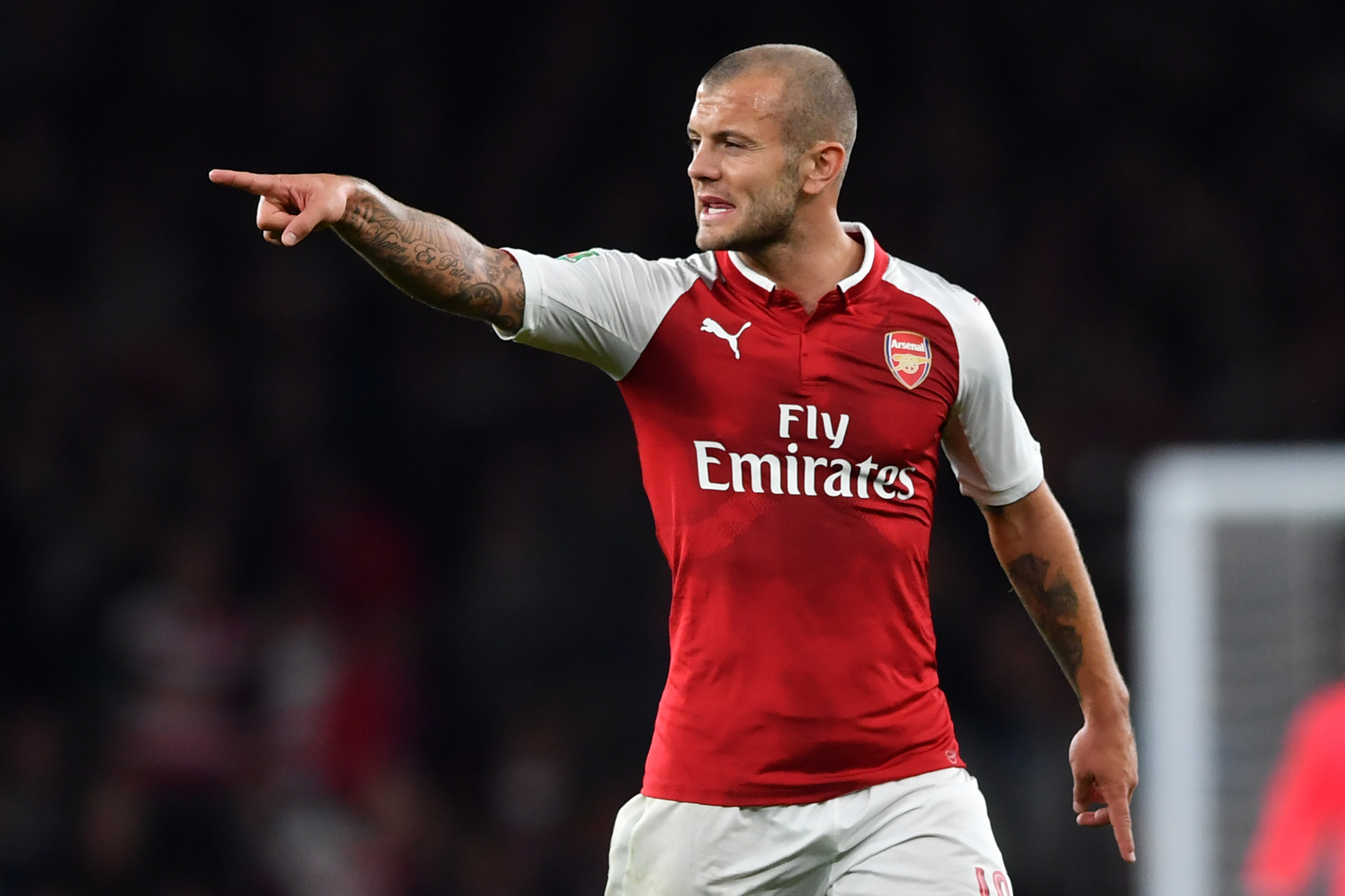 Jack's back! Wilshere shows Arsenal what they've missing | Goal.com