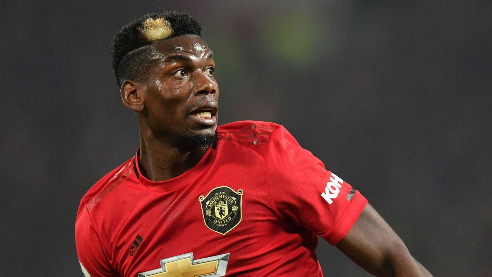 Paul Pogba Manchester United