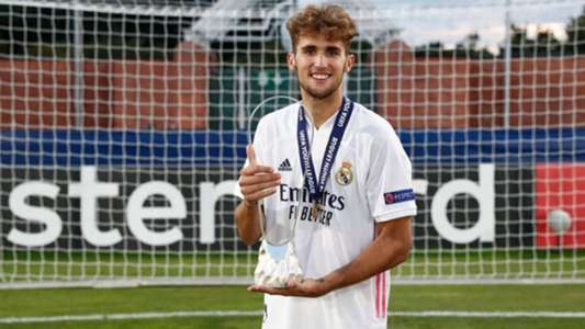 Pablo Ramon: Zidane ready to bet big on Real Madrid youngster compared to Sergio Ramos   Goal.com