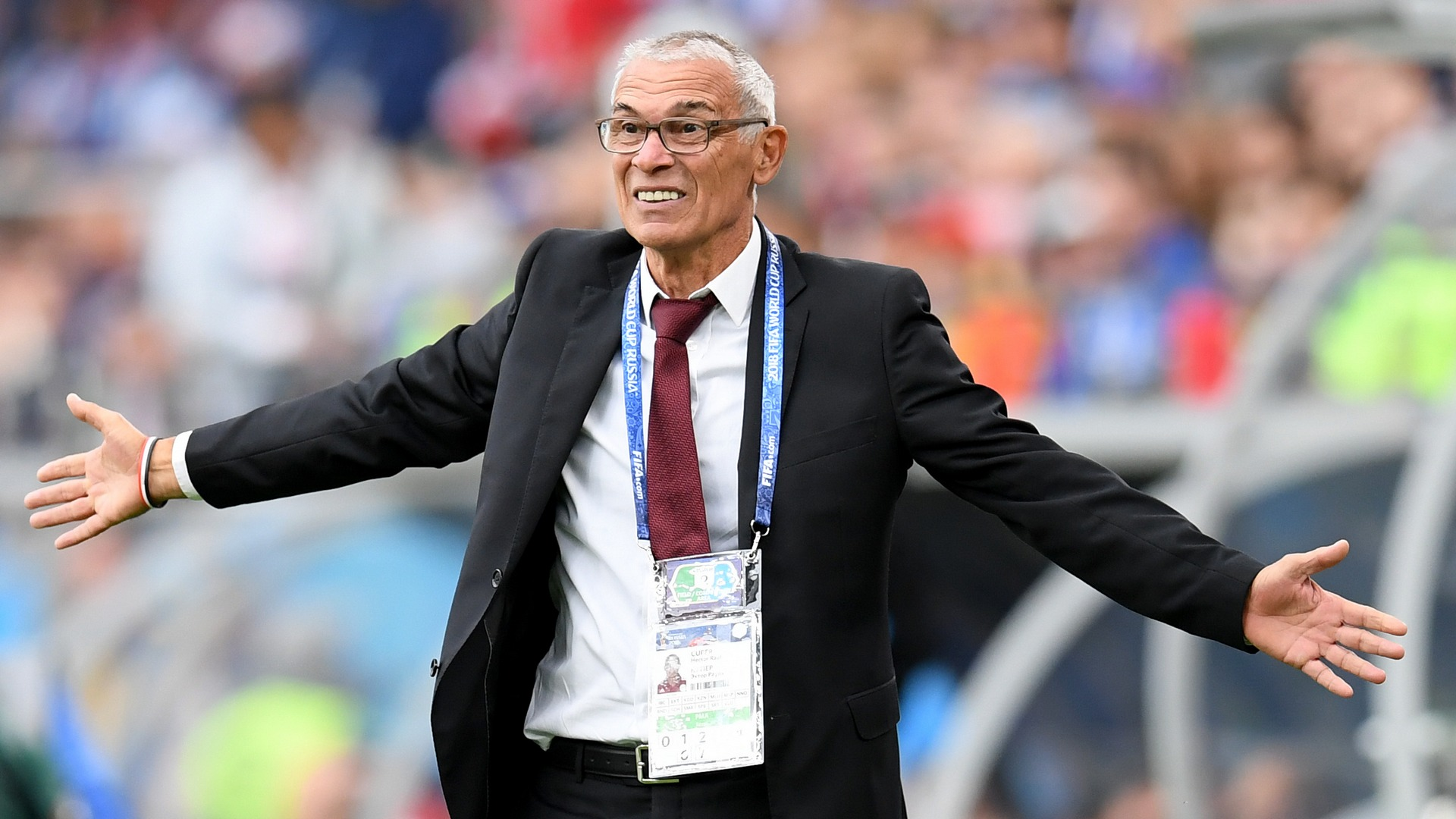 Former Inter Milan and Egypt coach Cuper interested in Ghana job