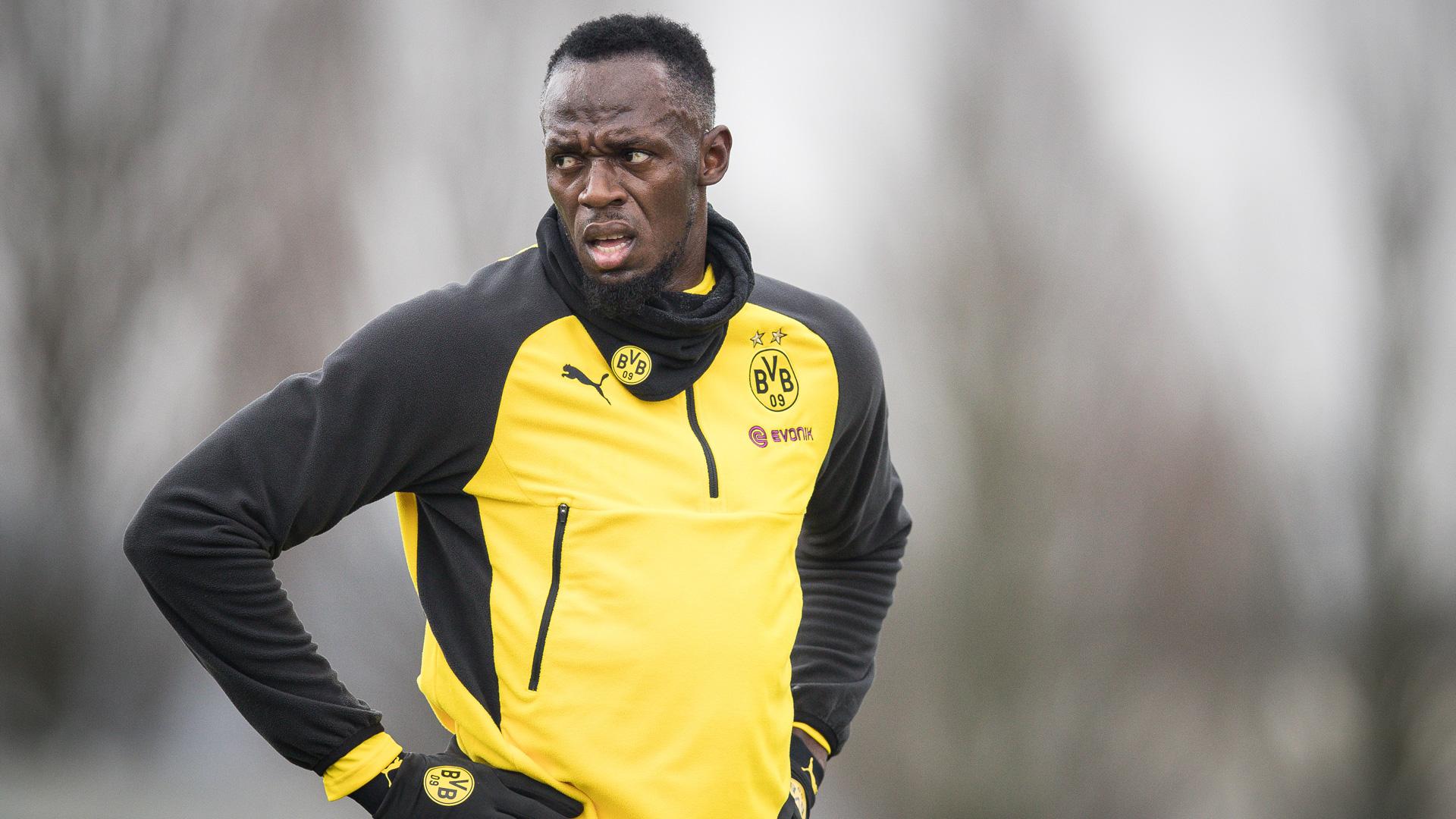 Usain Bolt Bvb