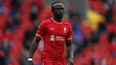 Sadio Mane Liverpool 2021