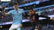 John Stones Manchester City Alexis Sanchez Arsenal