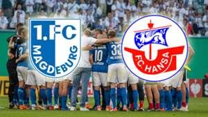 3. Liga live: 1. FC Magdeburg - Hansa Rostock heute im TV und LIVE-STREAM - alles zur Übertragung