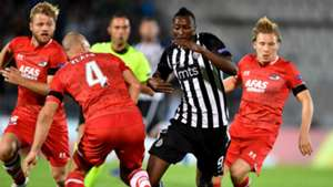 Sadiq Umar opens Europa League account with brace in Partizan Belgrade win