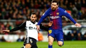 Messi Montoya Barcelona Valencia Copa del Rey