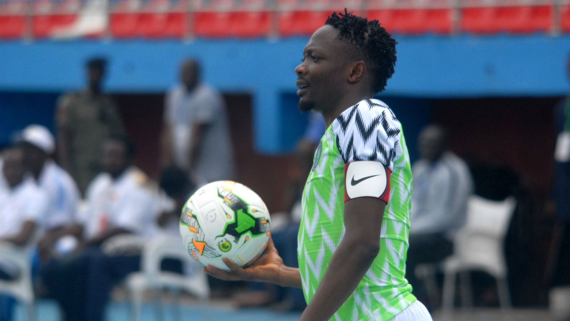Coronavirus: Ahmed Musa, Osimhen, Sobhi and African stars join Stay at Home challenge