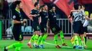 Celebration Urawa Red Diamonds Guangzhou Evergrande AFC Champions League SF 23102019