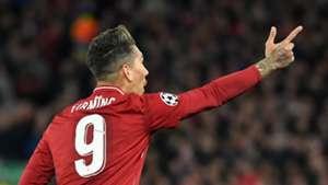 Roberto Firmino, Liverpool vs Porto, UCL 2018-19
