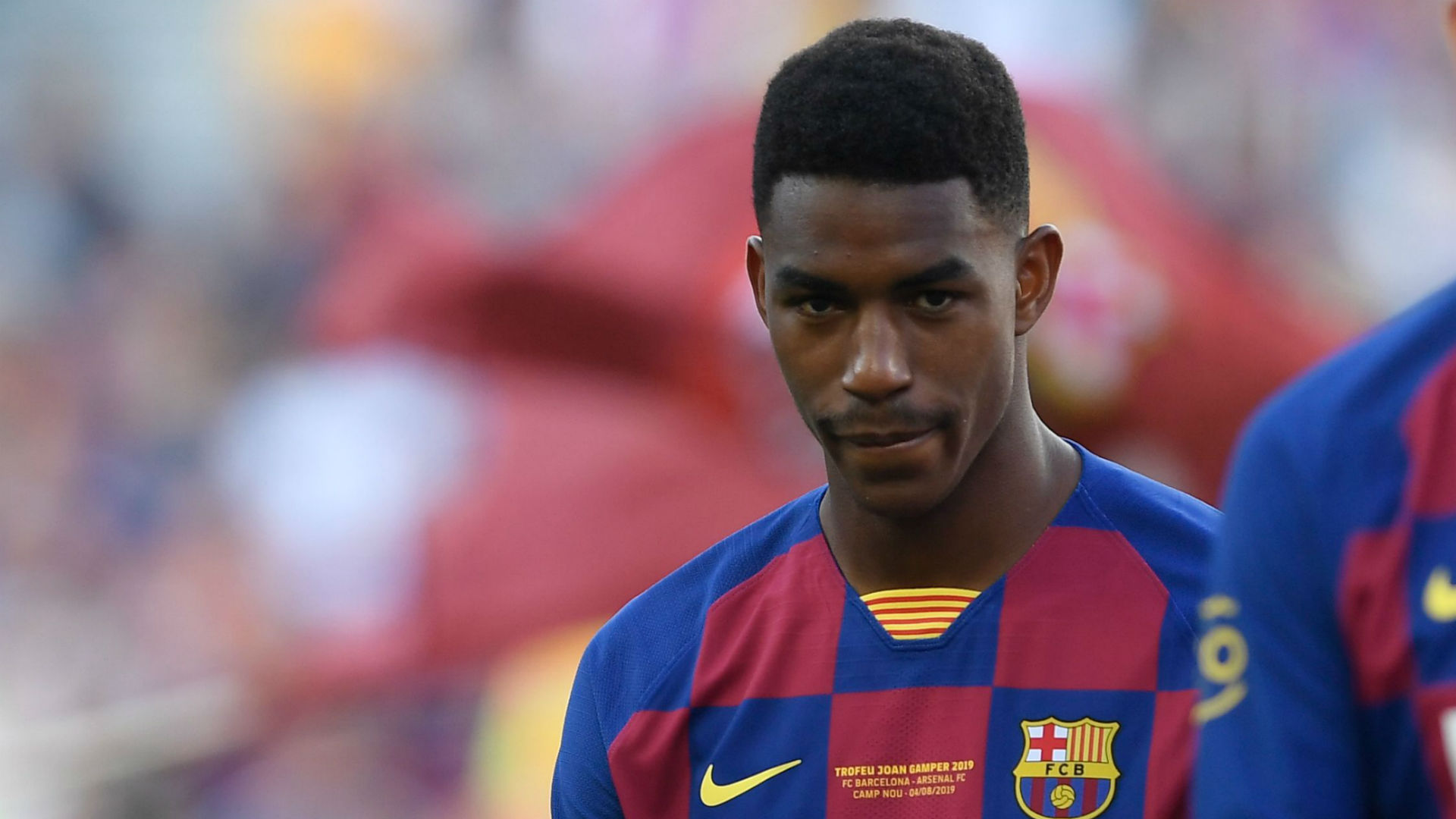 Barcelona need a thousand chances to score - Junior Firpo