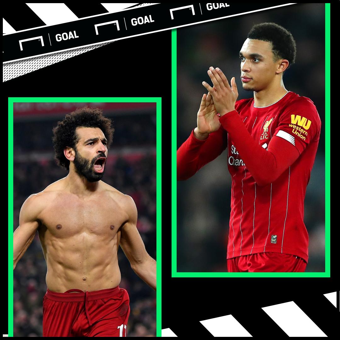 Mohamed Salah Trent Alexander-Arnold Captain Picks