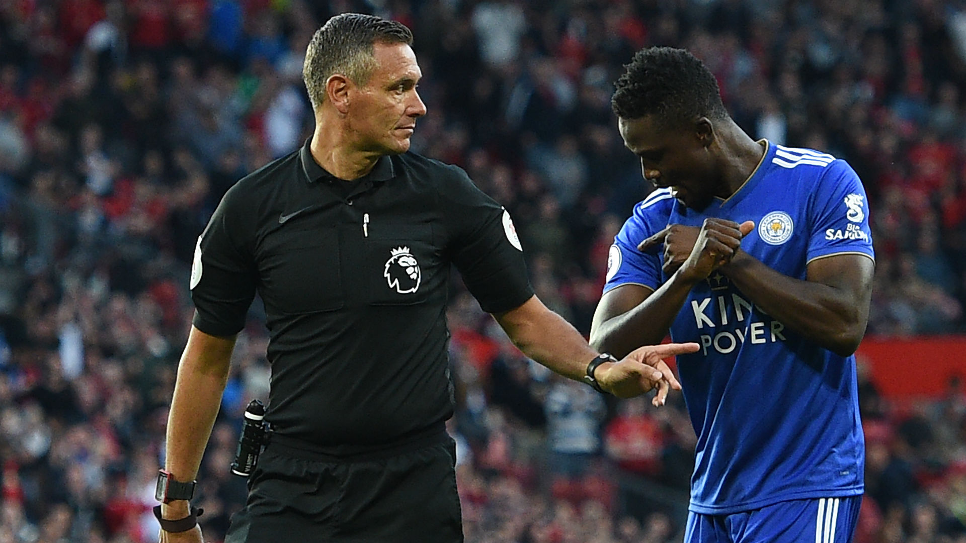 Fan View: 'Pocketed £100m Grealish' - Amartey's brilliant Community Shield performance sparks frenzy