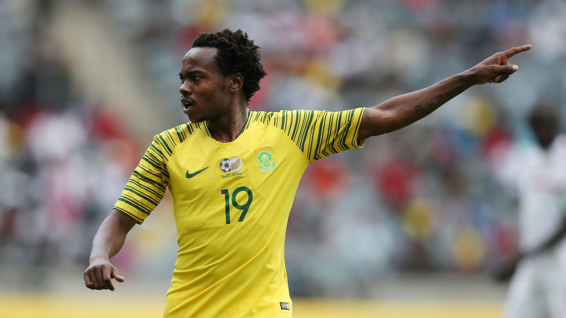 If Egypt want Salah why not have Tau for Olympics - Notoane