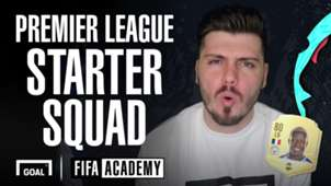Cheap FIFA 20 Premier League Starter Squad