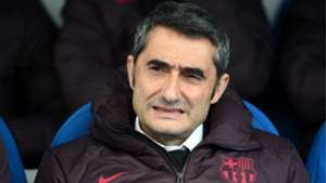 Ernesto Valverde Barcelona 2019-20