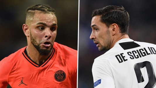 Kurzawa named in PSG squad to face Pau after swap deal for Juventus' De Sciglio called off