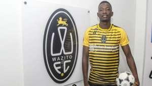 Wazito FC sign Johnstone Omurwa.