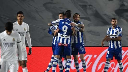 กูร์ตัวส์มอบโชค! อลาเบสเชือดเรอัล มาดริด 2-1 | Goal.com