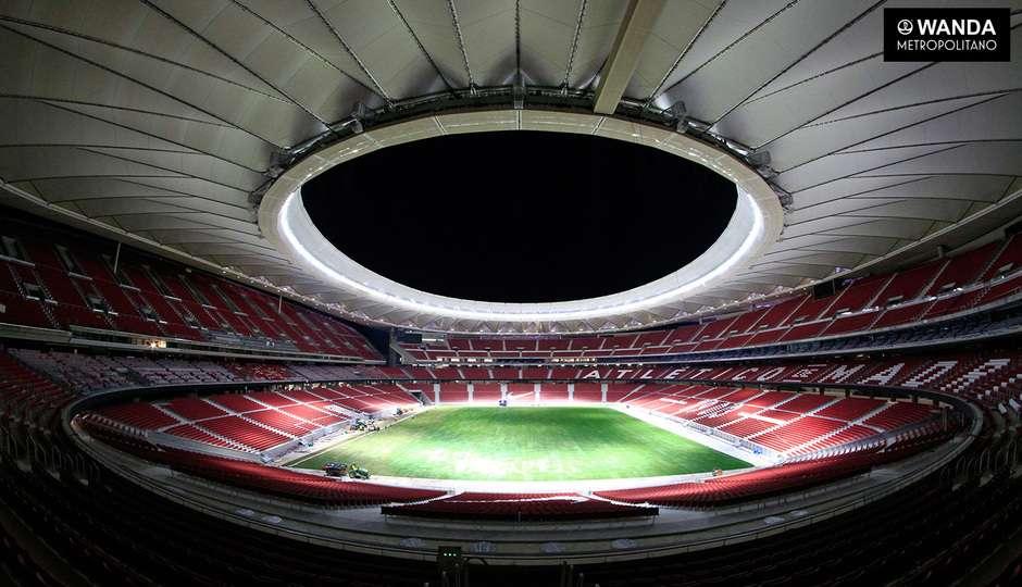 Wanda Metropolitano Atletico