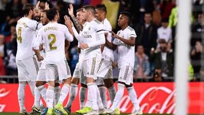 Real Madrid Leganes LaLiga