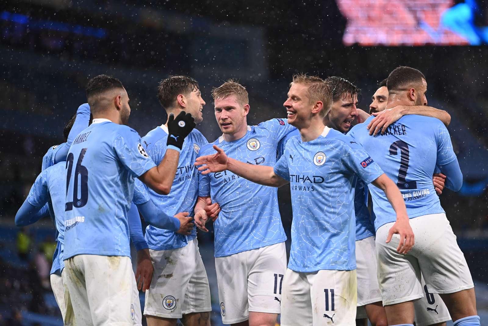 Manchester City v PSG Wedstrijdverslag, 04-05-21, UEFA ...