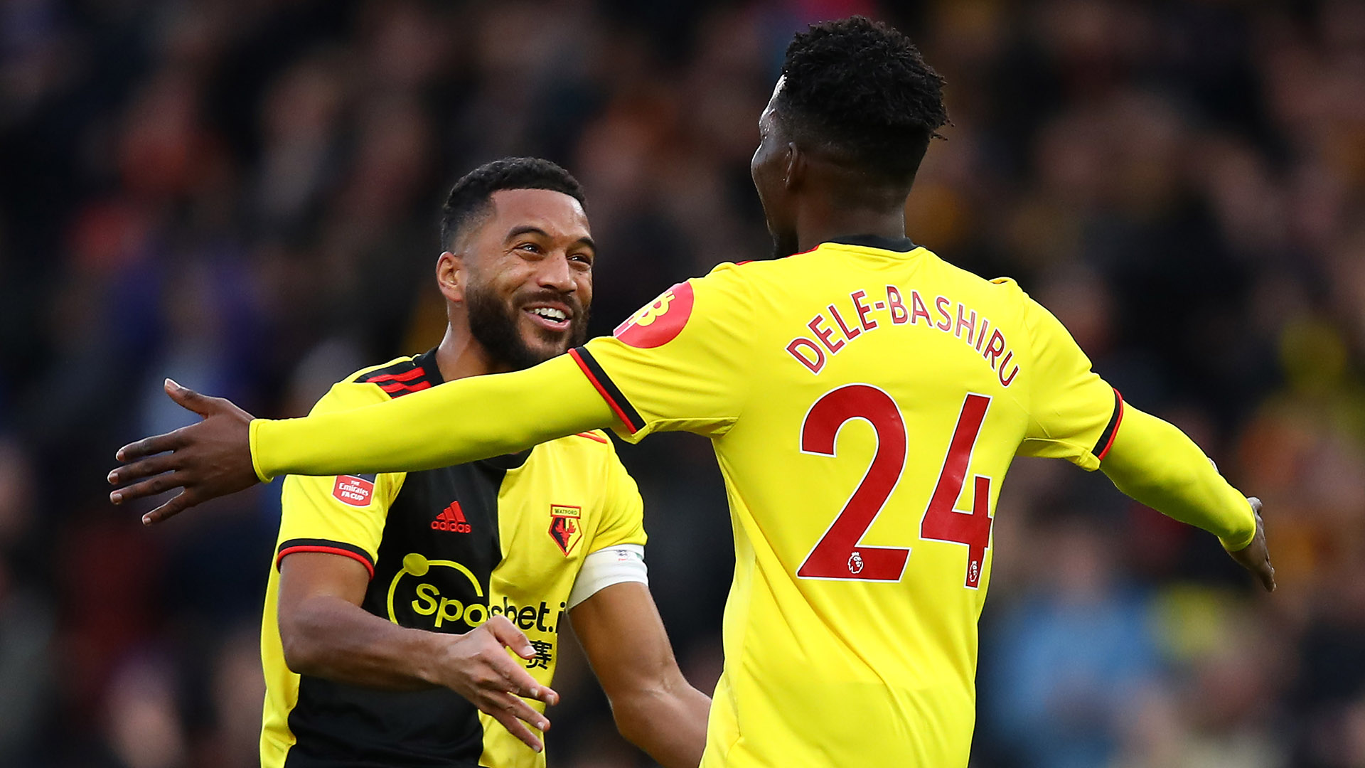 Class Dele Bashiru scores in first Watford start