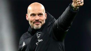 Freddie Ljungberg Arsenal 2019-20