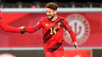 Euro 2020 Top 100 Dries Mertens
